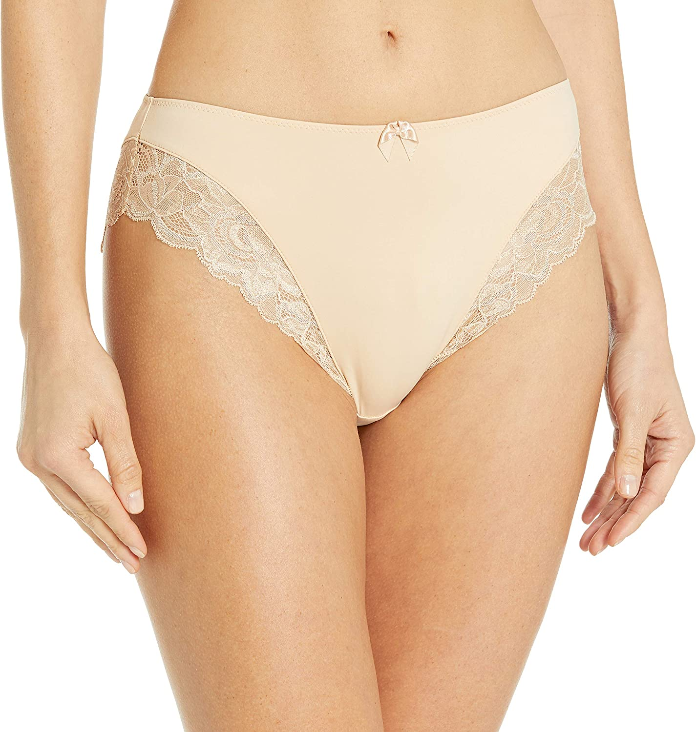 Fantasie Rebecca Lace Brief Knickers 9425 Ivory or Sand Beige
