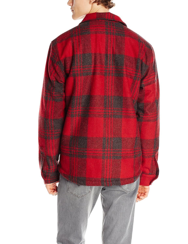 Quiksilver Otama Jacket - Quik Red