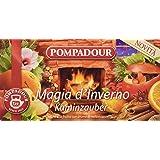 Pompadour Infusione per Bevande Calde, Magia d'Inverno - 20 Astuccio