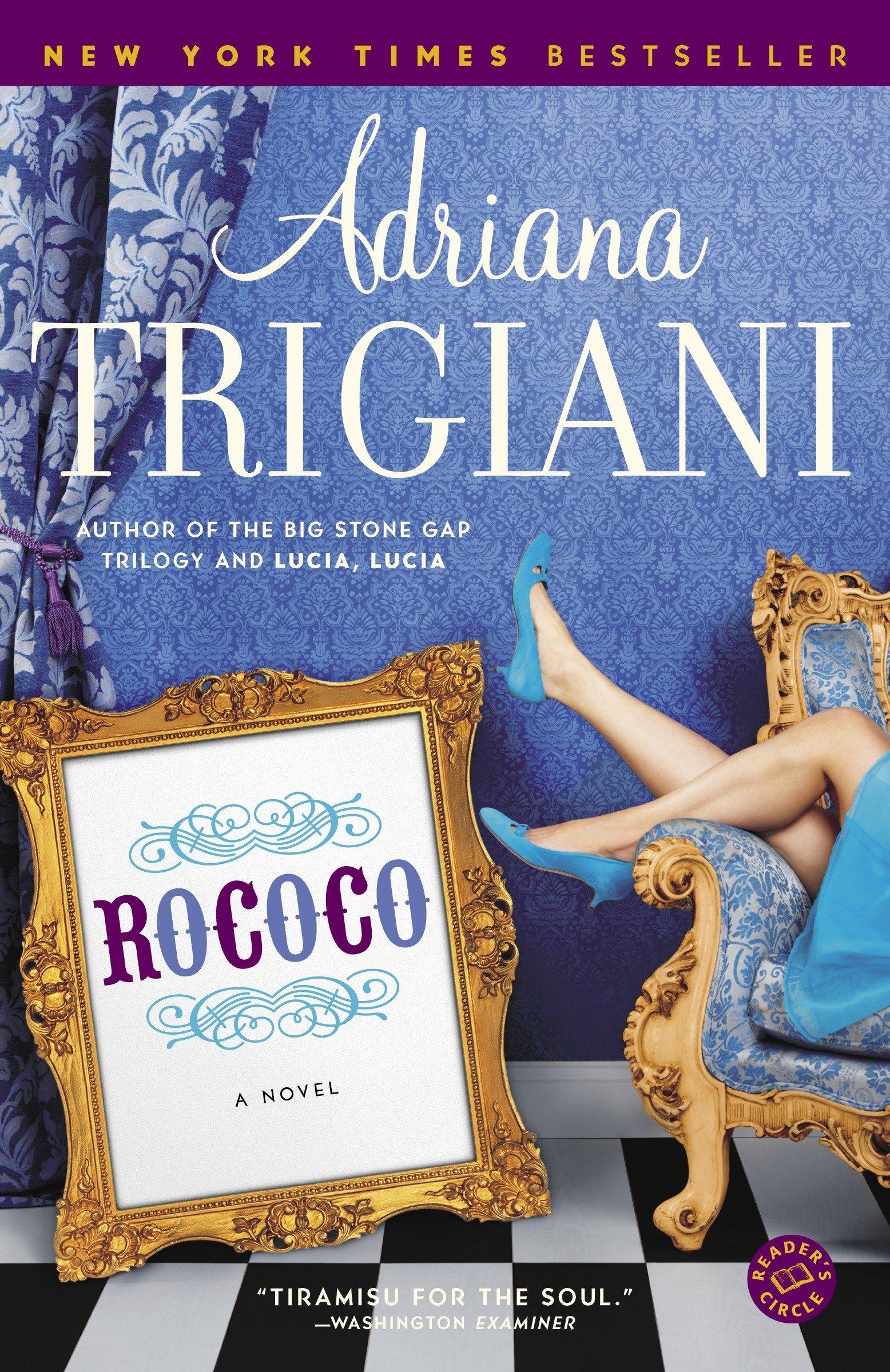 Image result for rococo adriana trigiani