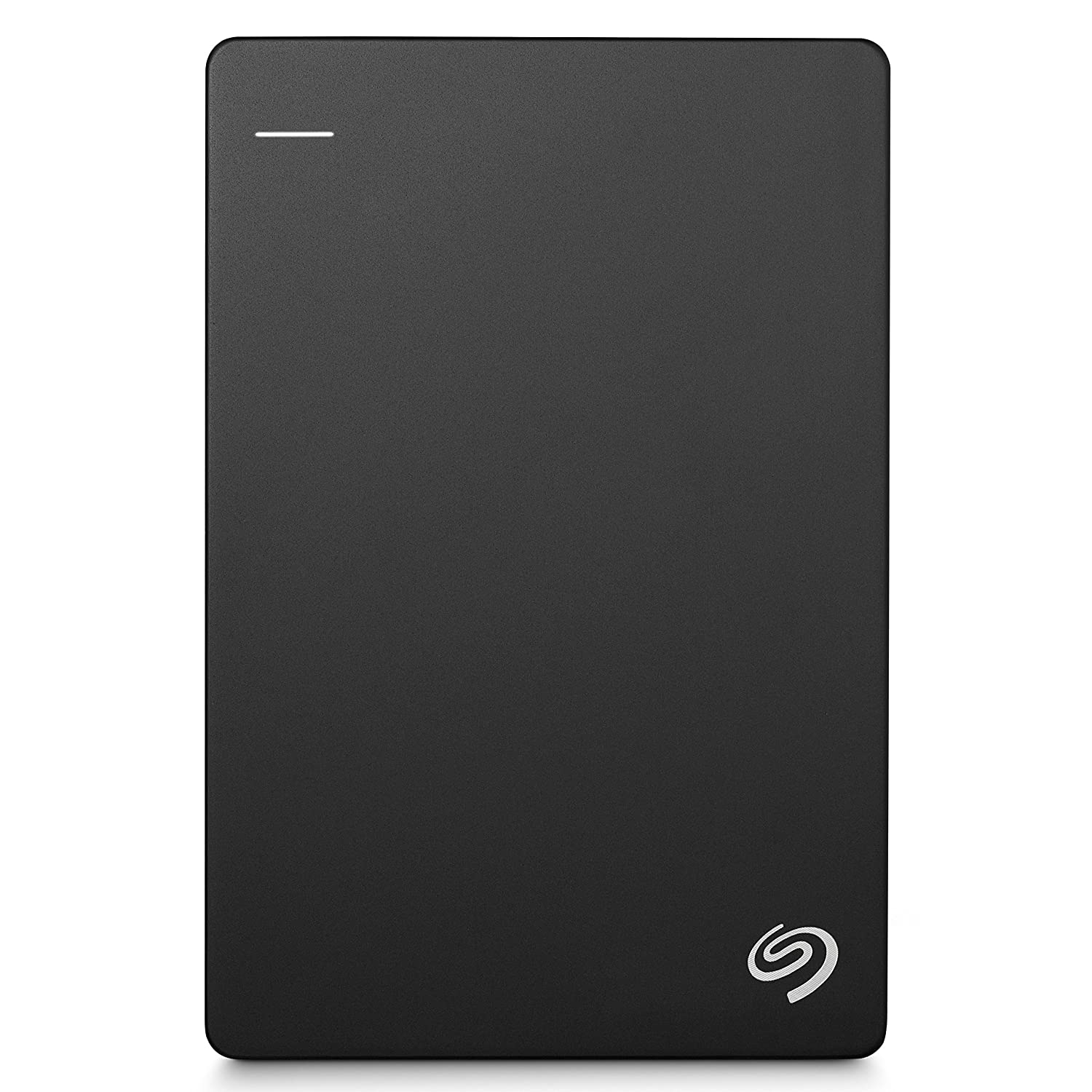 Seagate 2TB Backup Plus Slim (Black) USB 3.0 External Hard Drive for PC/Mac with 2 Months Free Adobe Photography Plan