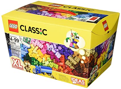 c487e159ce39 Image Unavailable. Image not available for. Color: LEGO Classic Creative ...