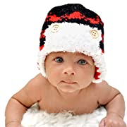Huggalugs Baby or Toddler Boys Huntsman Earflap Beanie Hat S