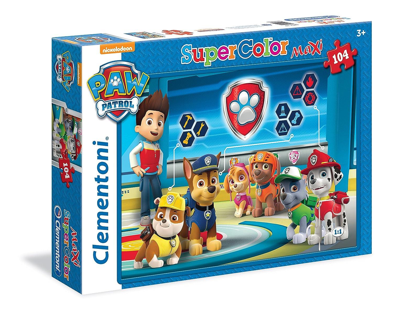 Clementoni Patrulla canina Maxi Puzzle piezas