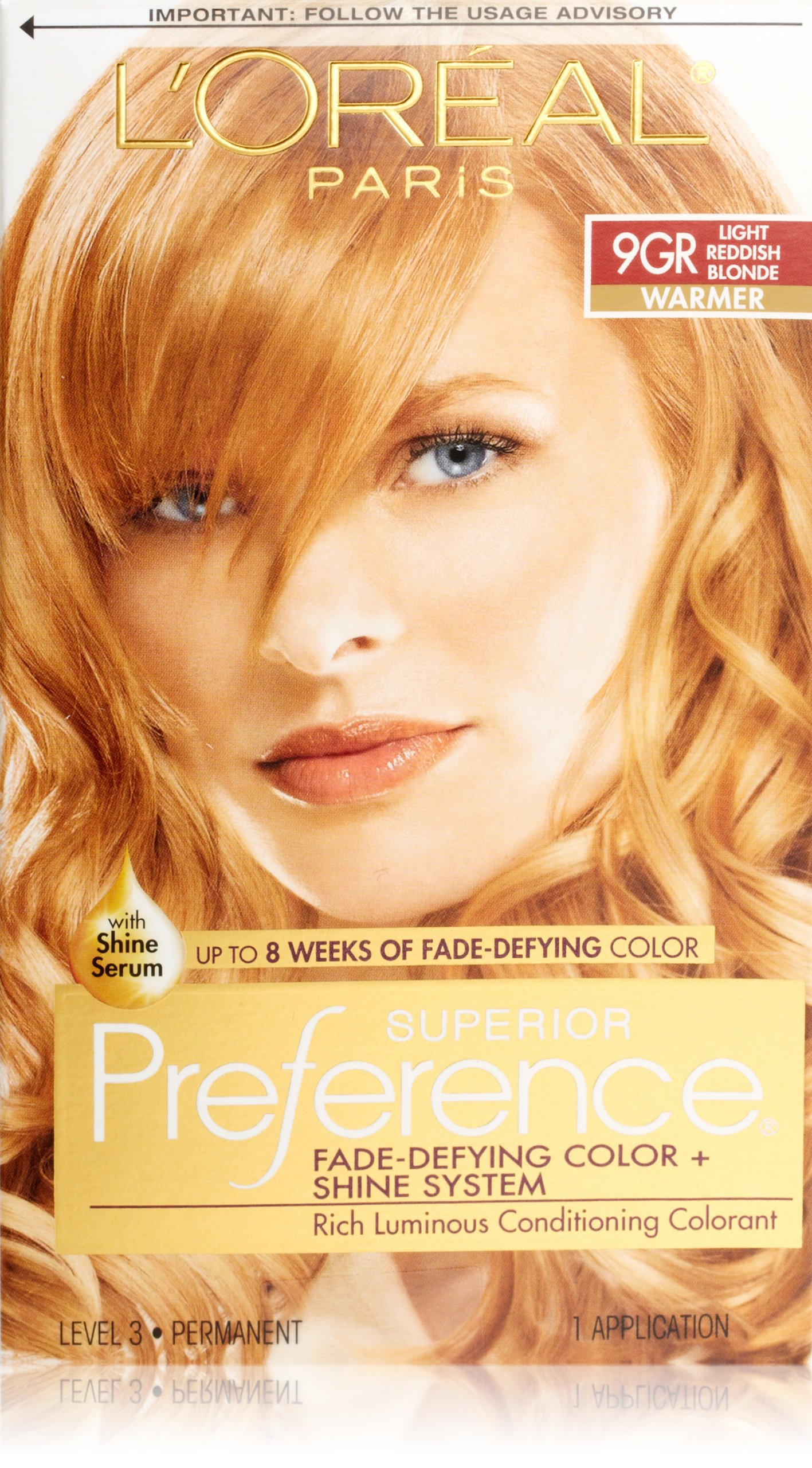 Amazon Com Clairol Nice N Easy 8sc Medium Copper Blonde