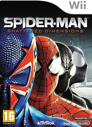 Spider-Man: Shattered Dimensions (Wii) [Importación inglesa ...