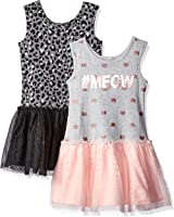 The Children's Place Girls' Short Sleeve Casual Dresses (Pack Of 2)