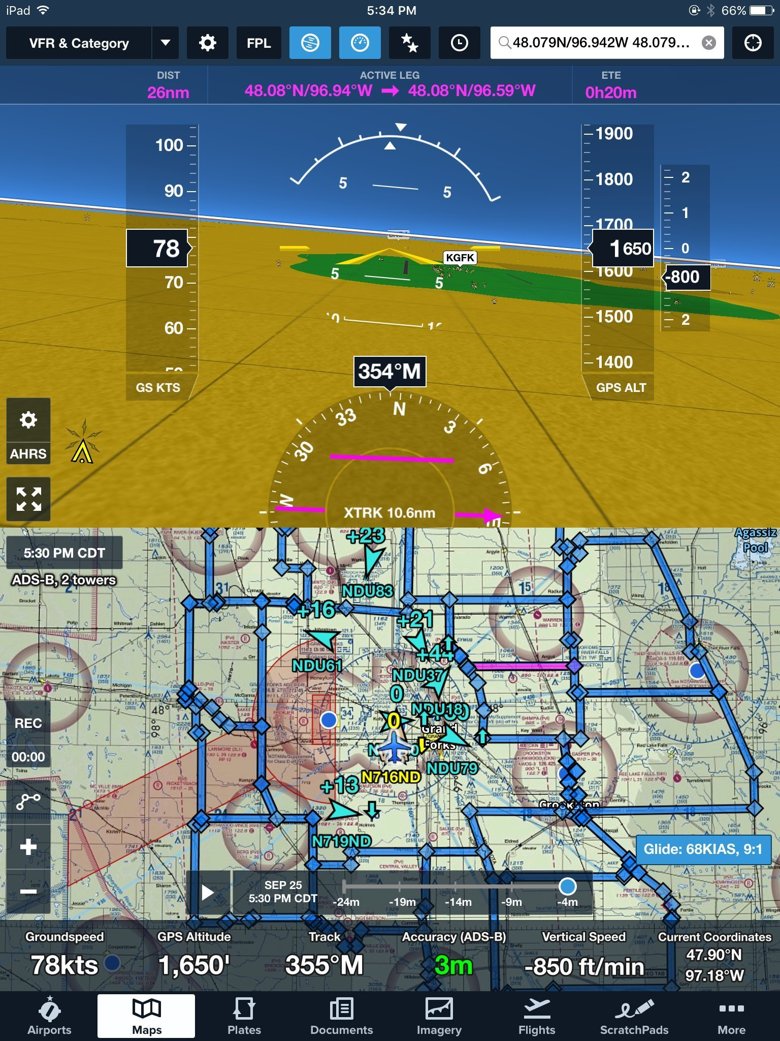 Assembled Stratux Dual Band ADS-B & Weather Receiver with AHRS WAAS GPS & Power Pack V3 by Stratux (Image #2)