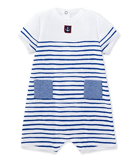 f5b5a34b01289 Amazon.com: Petit Bateau Baby Boys' Famous: Clothing