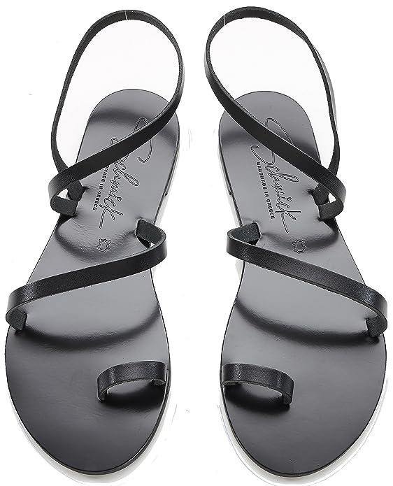 9 opinioni per Schmick Hekate Sandali Donna: Scarpe Estive Bassi Eleganti Sandali alla Caviglia