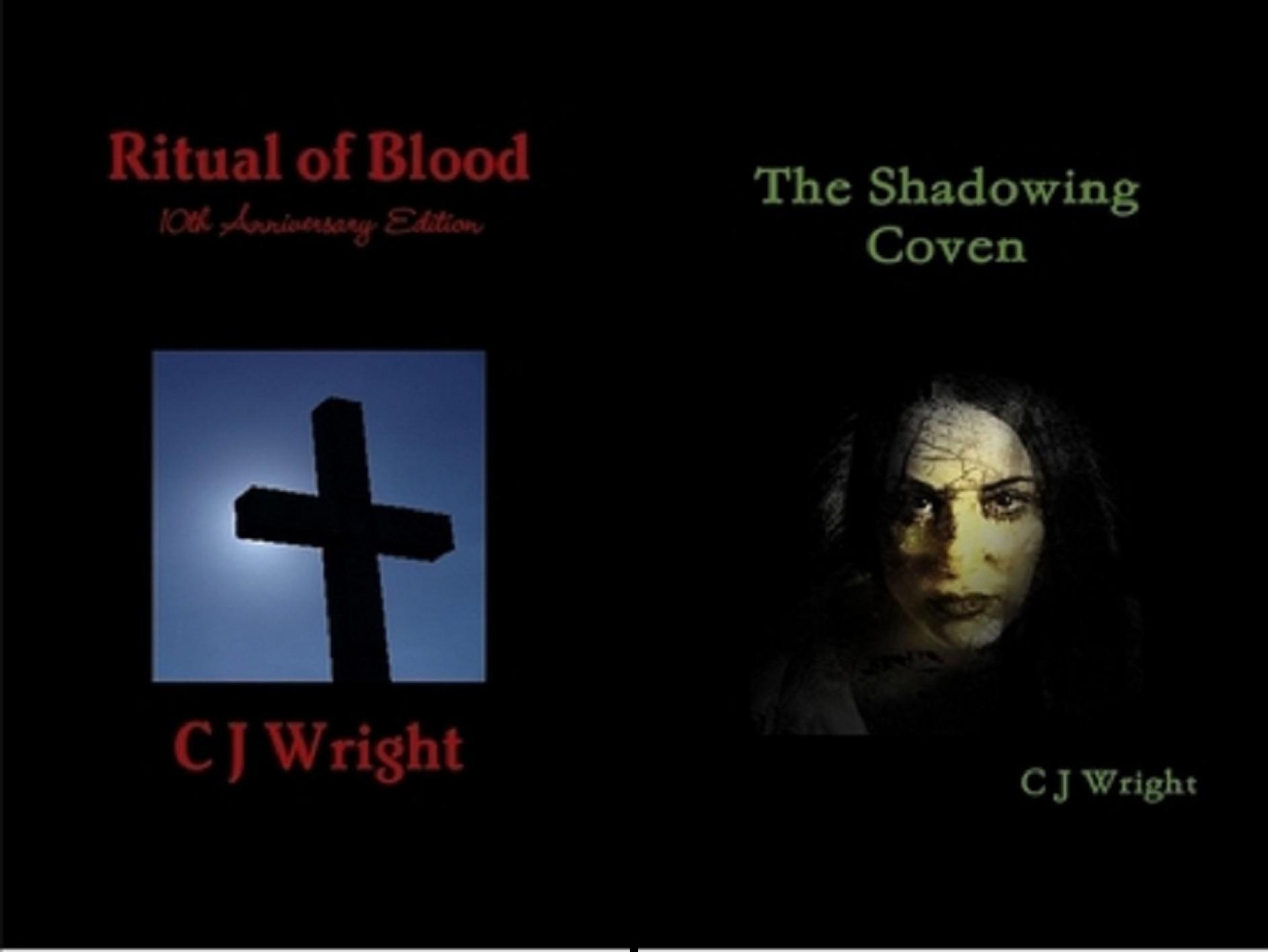 Vampire Hunter Trilogy (2 Book Series)