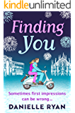 Finding You: A feel-good love story set in Milan