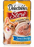 HARTZ Delectables Stew Lickable Treat, Pack of 12