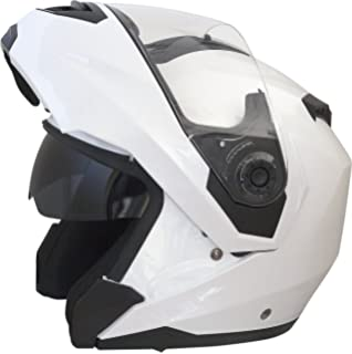 EOLE casco modulable, color blanco, talla M