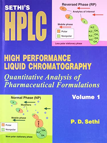 Sethi's HPLC: High Performance Liquid Chromatography: Quantitative Analysis of Pharmaceutical Formulations; Vol. 1: 0