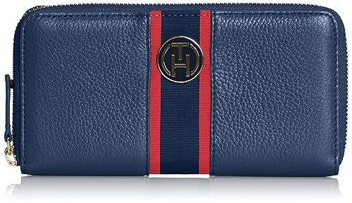 Tommy Hilfiger Bella Large Z/A Wallet - Monedero mujer ...