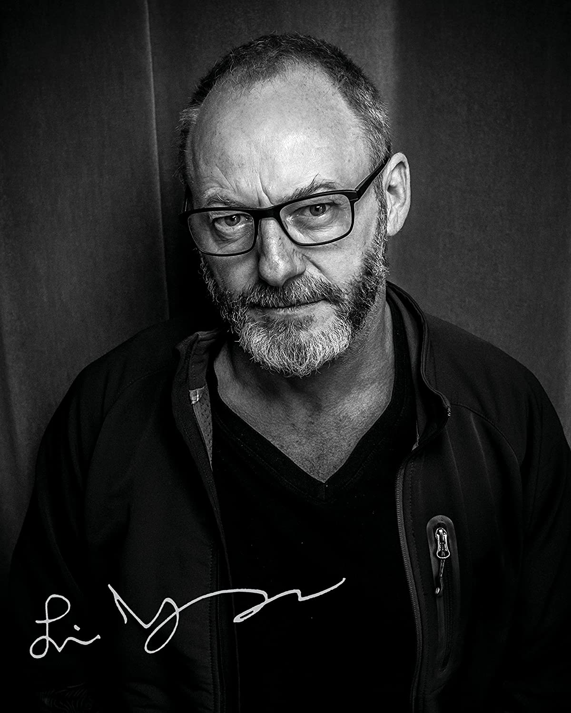Game of Thrones/ /Liam Cunningham # 1 /Davos Seaworth/ 10/x 8/Photo d/édicac/ée de Lab de qualit/é dimpression