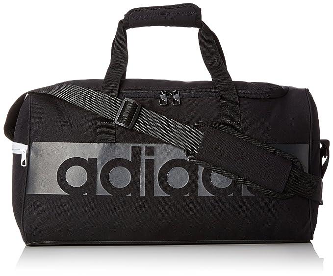 84f3466f308114 adidas Tiro Linear Team Duffel Holdall Bag Small Black: Amazon.ca: Luggage  & Bags