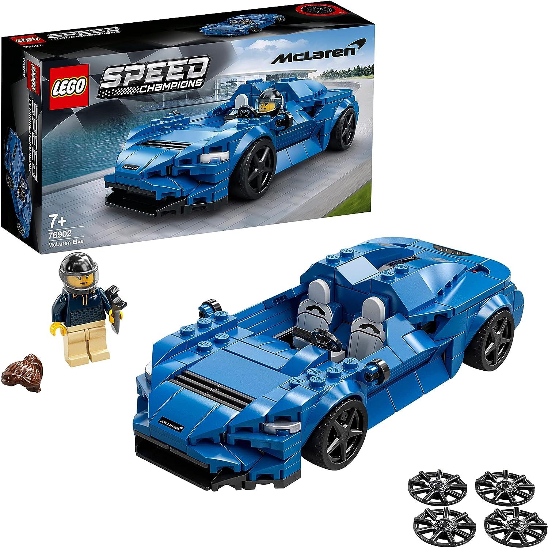 レゴ(LEGO) スピードチャンピオン マクラーレン・エルバ 76902