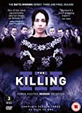 The Killing: All Debts Must be Settled, Complete Season Three [DVD] [2012]