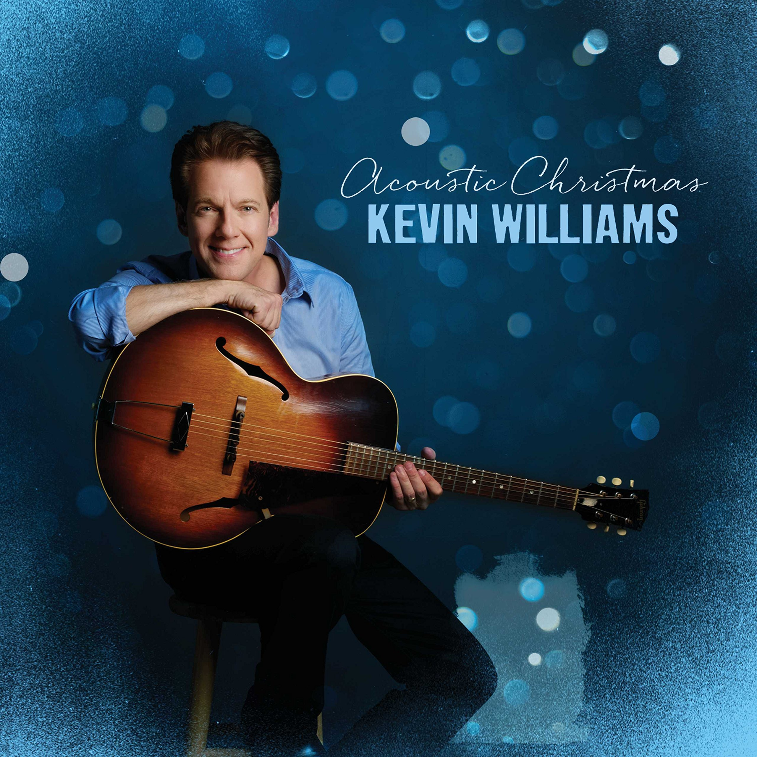 CD : Kevin Williams - Acoustic Christmas