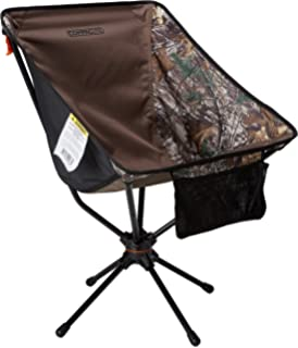 Compaclite Patented Deluxe 360 Swivel Steel Camping Portable Chair for  Outdoor Camping / Picnic / Hiking
