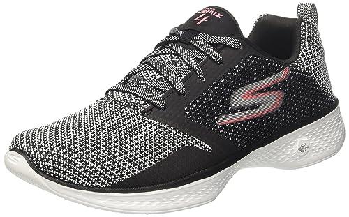 311c4e5d5f2d0 Skechers Go Walk 4 Sneaker Donna