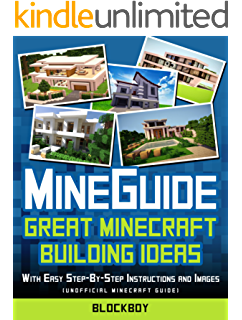 ADVANCED Building Handbook for Minecraft: Learn to Create