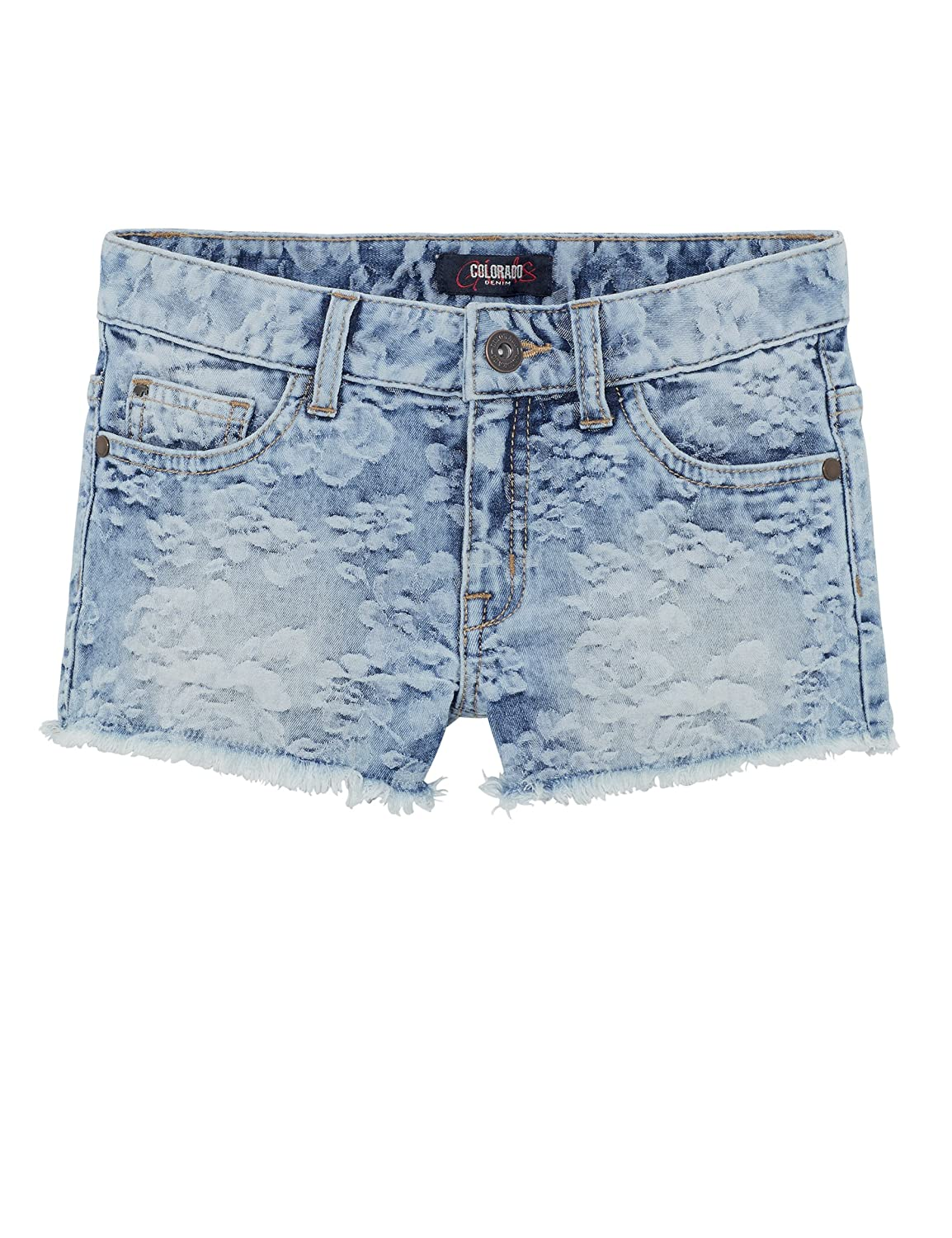 Colorado Denim Girl's Elfi Shorts 12694-007