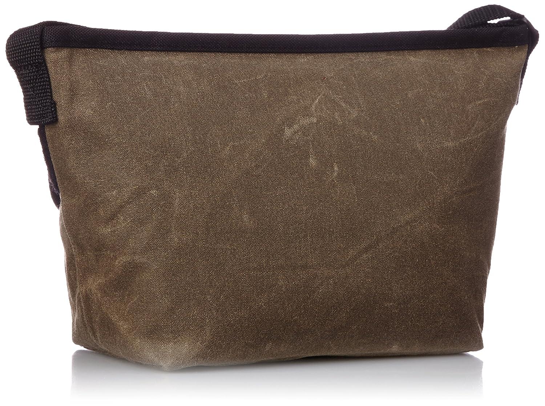 Manhattan Portage Waxed Canvas Messenger Bag XXS Tan