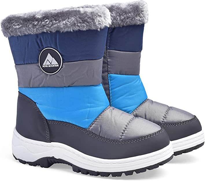 Nova Girls Winter Snow Boots