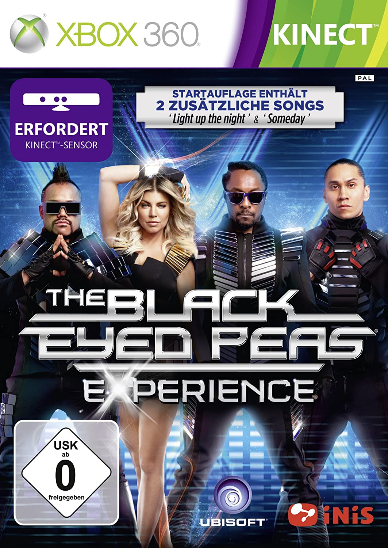 Ubisoft The Black Eyed Peas Experience, XBOX 360 - Juego (XBOX 360, Xbox 360, Dance, RP (Clasificación pendiente)): Amazon.es: Videojuegos