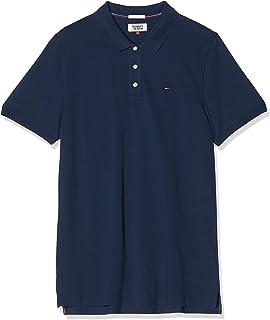 Tommy Hilfiger Regular C Camiseta con Cuello Redondo para Hombre: Amazon.es: Ropa y accesorios