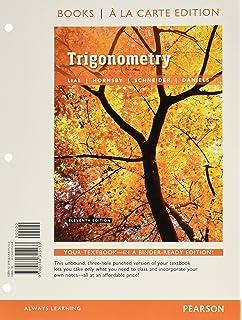 trigonometry 11th edition