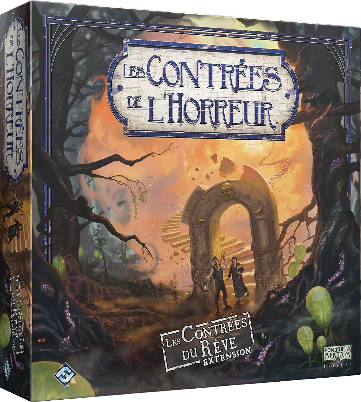 Asmodee – L' Horror – Estensione I contrées del Sogno, ffeh07, Nessuna