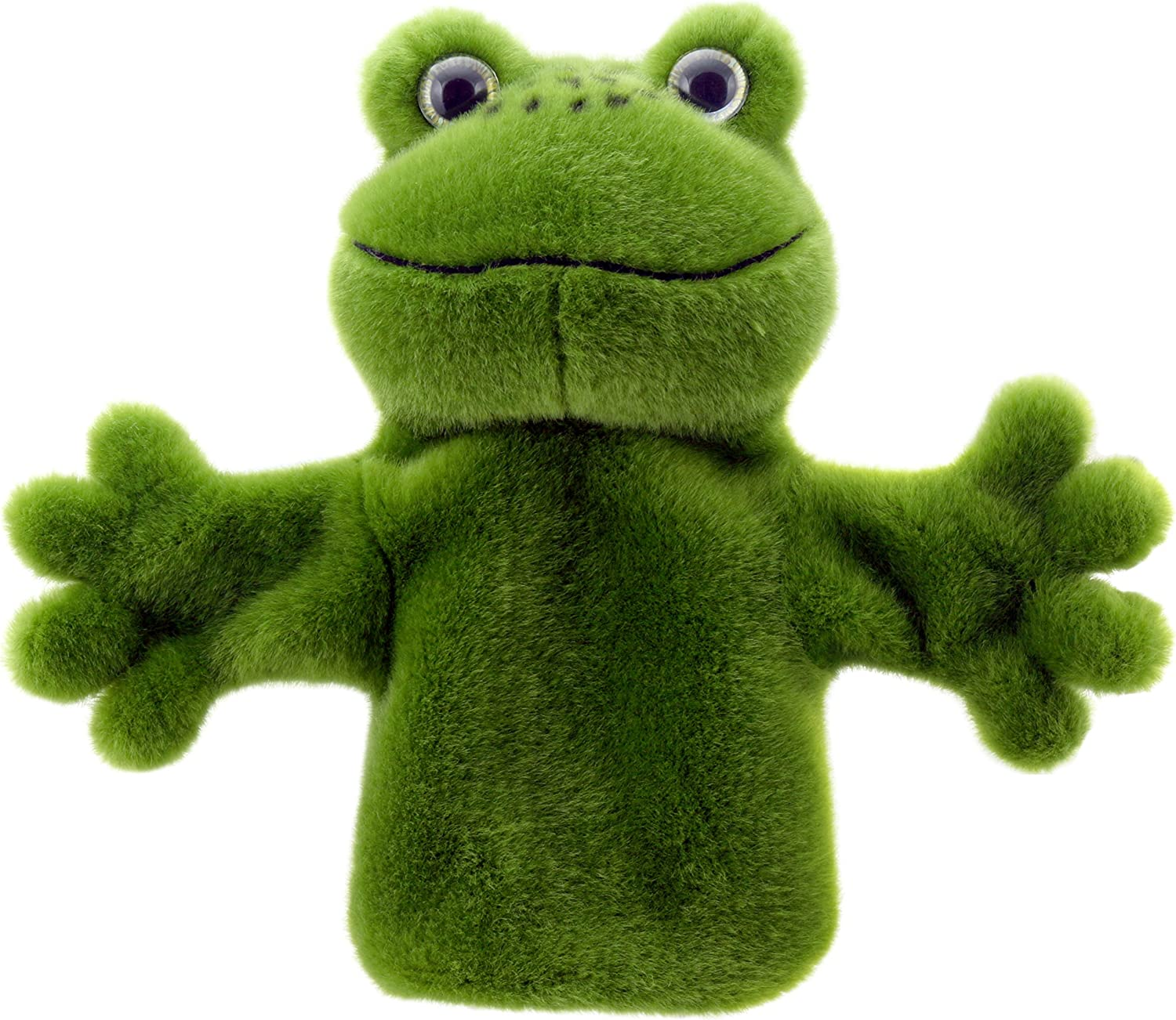 The Puppet Company CarPets Frog Hand Puppet