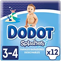 Dodot Splashers Pañales Bañadores Desechables, No se Hinchan