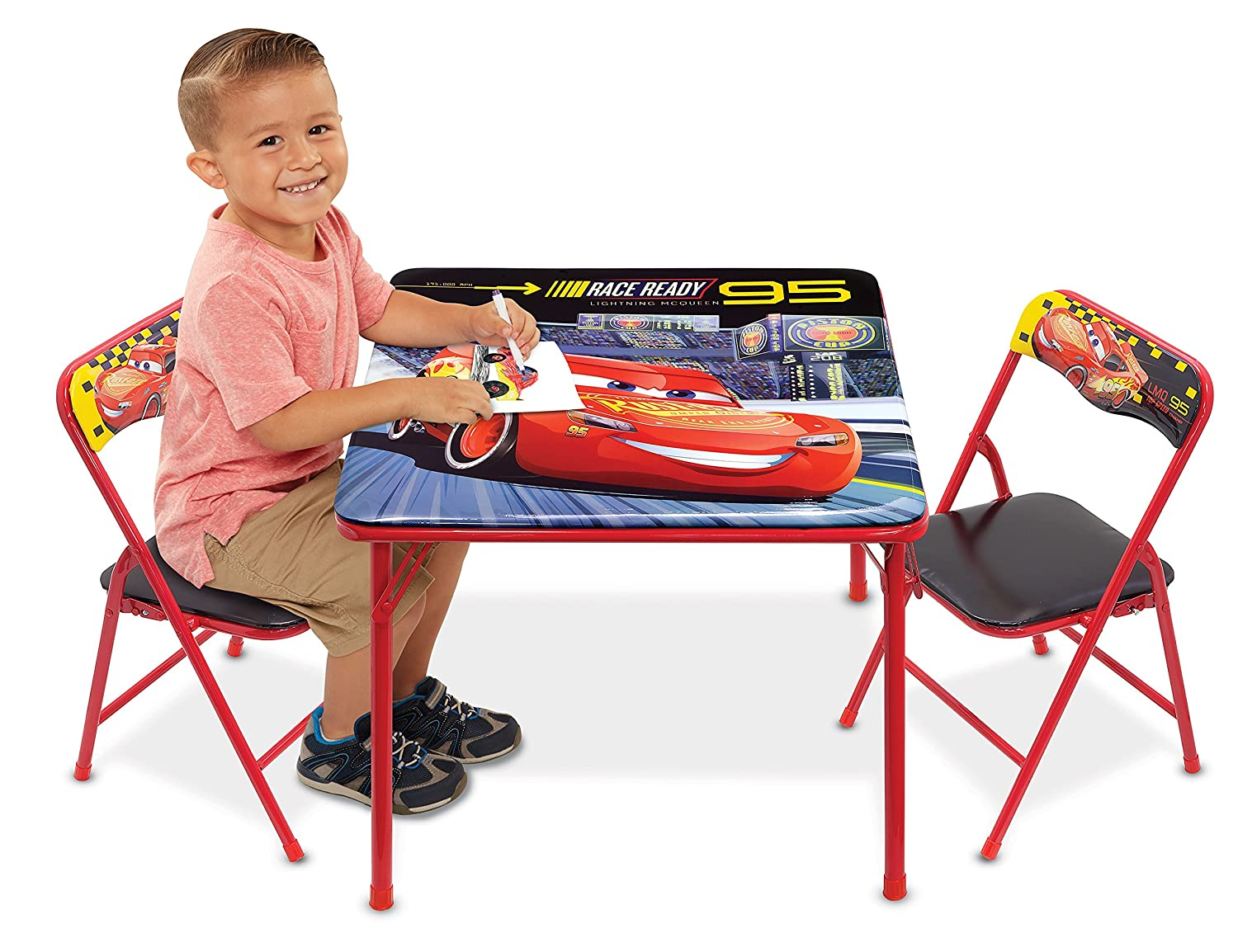 Cars Disney 3 Activity Table Playset