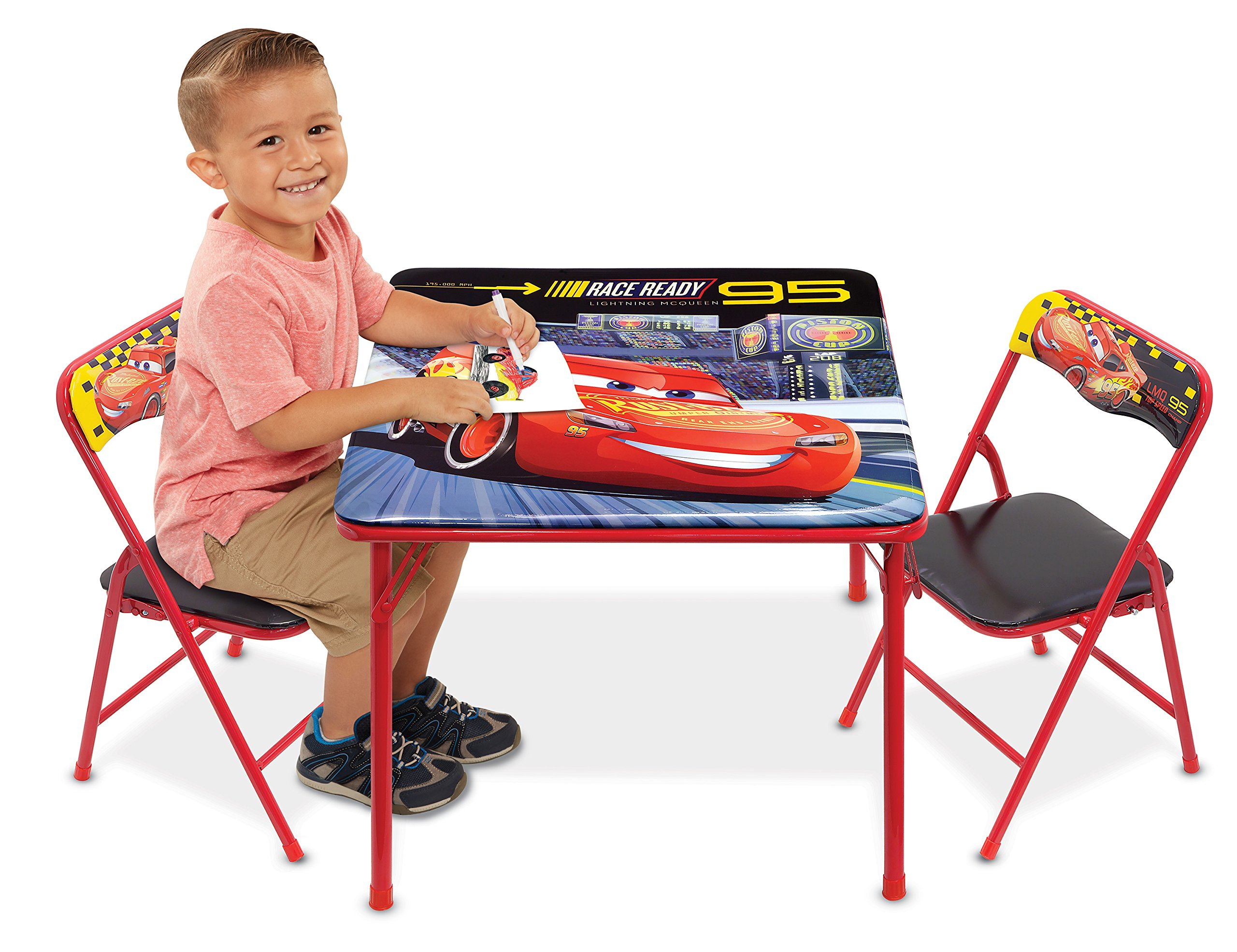Disney Cars 3 Activity Table Playset