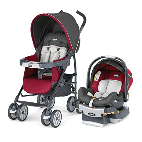5e3823fd3 Buy Chicco Neuvo Travel System - Granita USA (Multicolor) Online at Low  Prices in India - Amazon.in