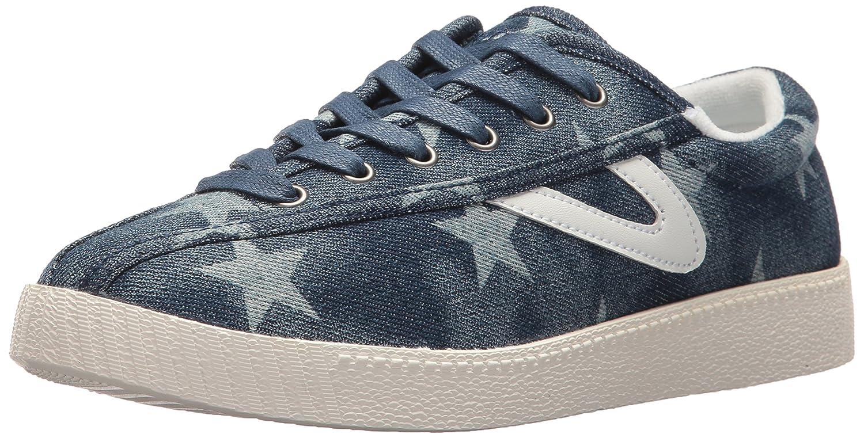 Tretorn Women's Nyliteplus Sneaker B0771LGDV4 6 B(M) US|Dark Blue