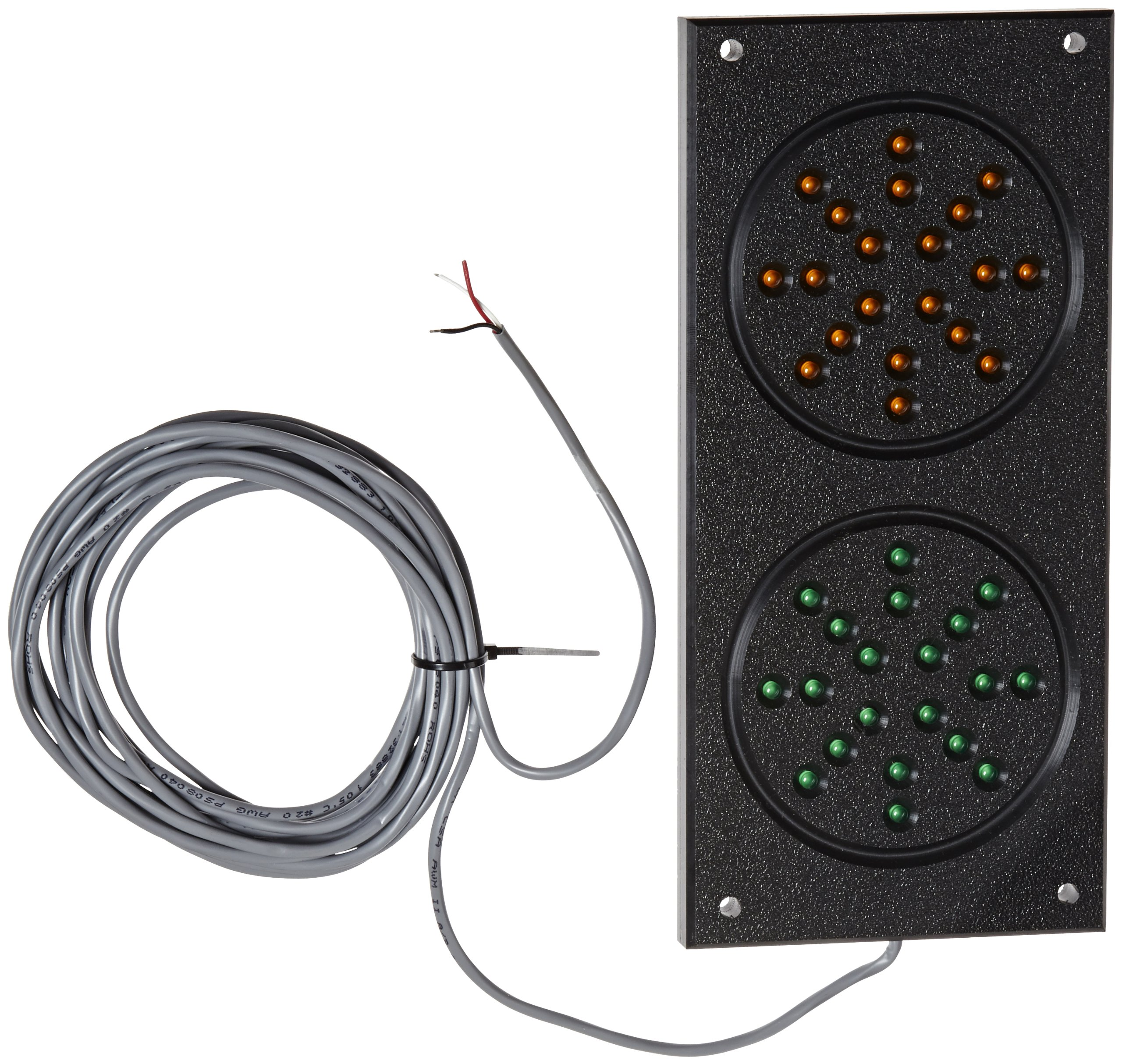 TCS-3000 12/24V Sure-Lite Exterior Traffic Control System, 5'' Width x 10-3/4'' Height