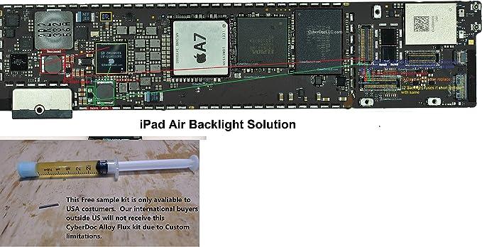 Hintergrund Beleuchtung iPad Air 40V 1A Air 2 Backlight Diode D8258 D8428