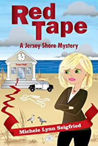 Red Tape (Jersey Shore Mystery Series Book 1)