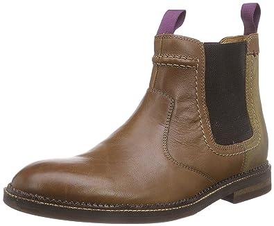 Clarks Bushwick Hi Herren Chelsea Boots