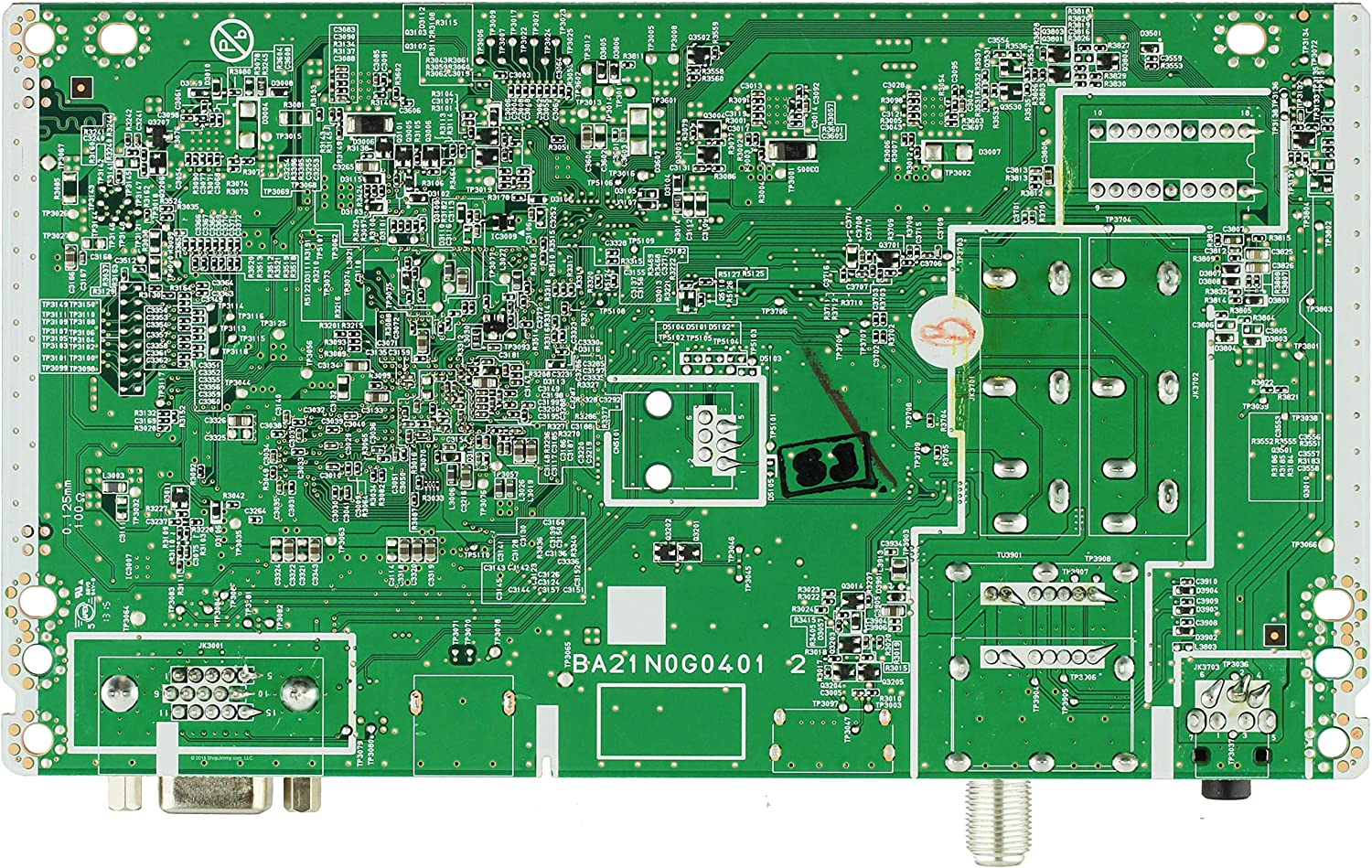 22PFL4507//F8 Philips A2176MMA-001 Digital Main Board for 22PFL4507//F7