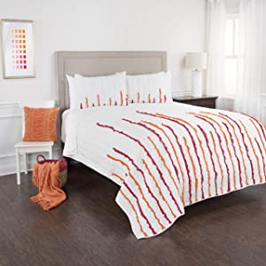 Rizzy Home BT1450 Quilt, 106