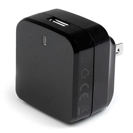 Amazon.com: StarTech.com Travel USB Wall Charger - 2 Port - Black - Universal Travel Adapter - International Power Adapter - USB Charger: Computers & ...