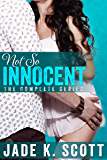 Not So Innocent: The Complete Series: A Taboo Pregnacy Romance Story Series
