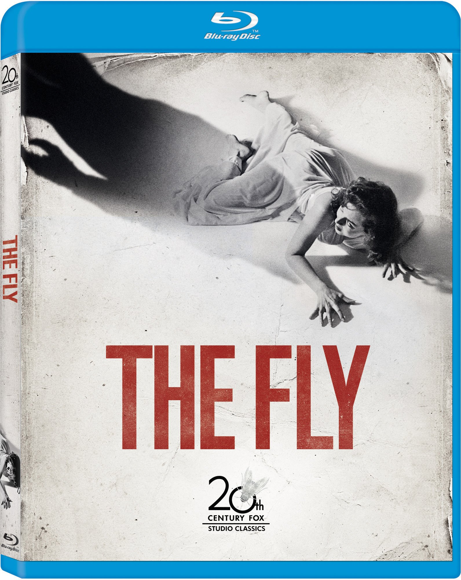 Blu-ray : The Fly (Digital Theater System, Widescreen, Dolby, Icons O-Ring)